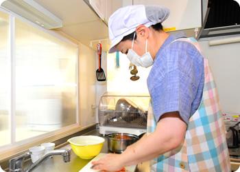 浜田敬子(調理員)